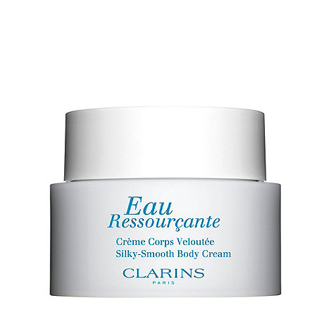 Clarins - +Eau Ressourçante+ silky smooth body cream 200ml