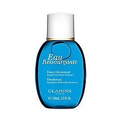 Clarins - Eau Ressourçante Fragranced Gentle Deodorant 100ml
