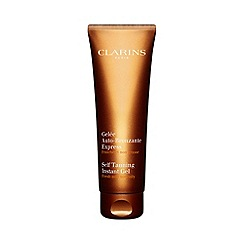 Clarins - 'Self Tanning' instant gel 125ml