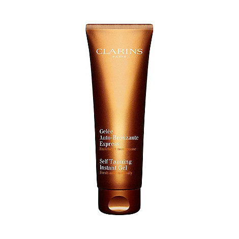 Clarins - +Self Tanning+ instant gel 125ml