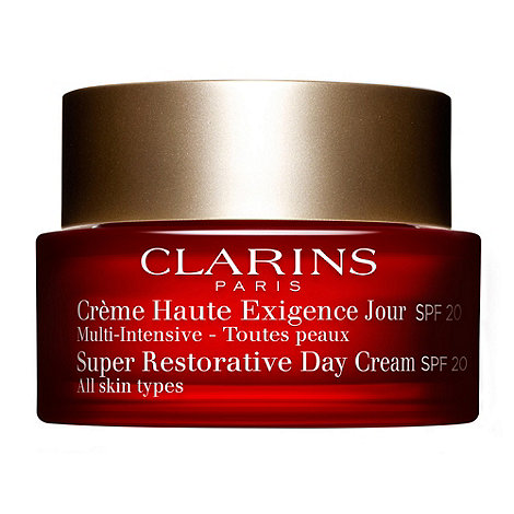 Clarins - +Super Restorative+ SPF 20 day cream 50ml