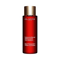 Clarins - 'Super Restorative' wake-up lotion 125ml