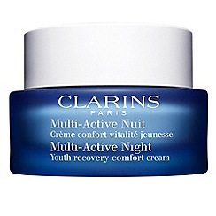 Clarins - Multi-Active Night Youth Recovery Comfort Cream
