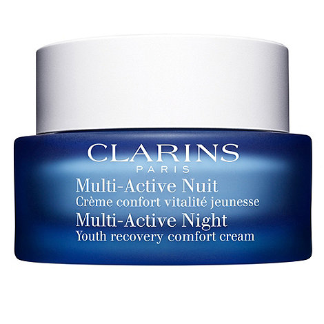 Clarins - +Multi-Active Night Youth Recovery Comfort+ cream