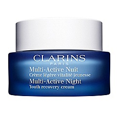 Clarins - Multi-Active Night Youth Recovery Cream