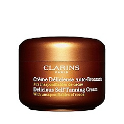 Clarins - Delicious Self Tanning Cream  125ml