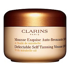 Clarins - Self tanning mousse