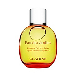 Clarins - 'Eau des Jardins' refillable spray 100ml