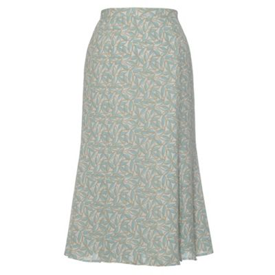 Eastex Stone Mini Bean Flared Skirt product image