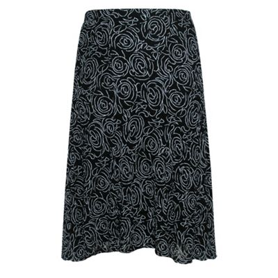 Ann Harvey Lace Rose Skirt product image
