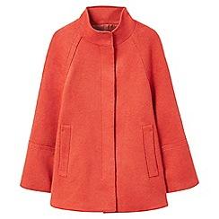 Mango - Red 'Aria' coat