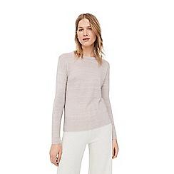 Mango - Pink 'Pato' sweater