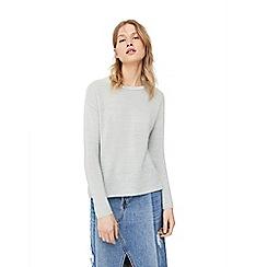 Mango - Blue 'Pato' sweater