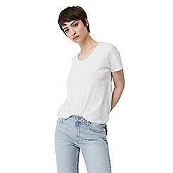 Mango - White 'Chala' t-shirt