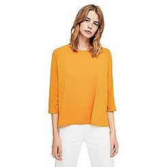 Mango - Orange 'Cuso' t-shirt