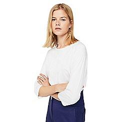 Mango - White 'Cuso' t-shirt