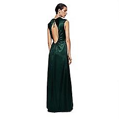 Mango - Green 'Jade' maxi dress