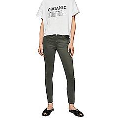 Mango - Green 'Paty' jeans