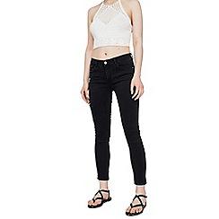 Mango - Grey 'ISA' skinny fit jeans