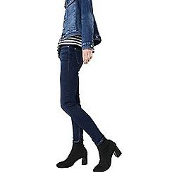 Mango - Blue 'Noa' skinny fit jeans