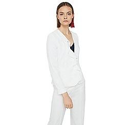 Mango - White suit jacket