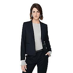 Mango - Navy 'Boreal' suit blazer