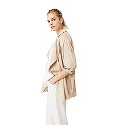 Mango - Cream 'Guardapo' trench coat