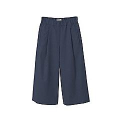 Mango - Blue 'Uniform' palazzo trousers