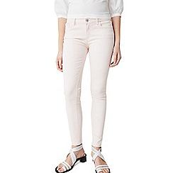 Mango - Pink 'Kim8' skinny push-up jeans