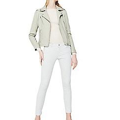 Mango - Grey 'Paty8' skinny jeans