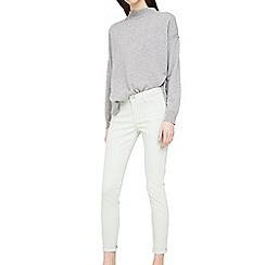 Mango - Green 'Paty' skinny jeans