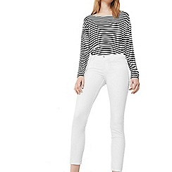 Mango - White 'Paty' skinny fit jeans