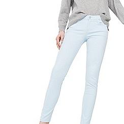 Mango - Blue 'Paty' skinny jeans