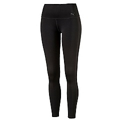 Puma - Black clash tights