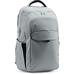 Under Armour - Grey 'On Balance' backpack