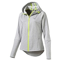 Puma - Women's Light grey Transition jacket