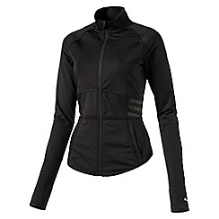 Puma - Women's Black Pwrshape jacket