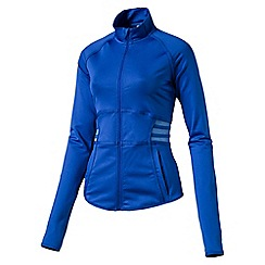 Puma - Women's Blue Pwrshape jacket