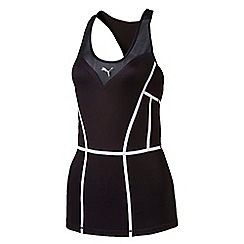 Puma - Women's Black Pwrshape tank top