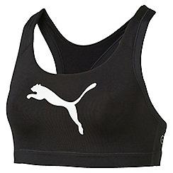 Puma - Women's Black Pwrshape Forever bra