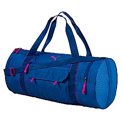 Puma - Blue Fit At Sports Duffle bag