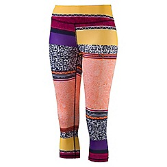 Puma - Women's 'All Eyes On Me' 3/4 graphic tights