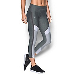 Under Armour - Grey cropped leggings