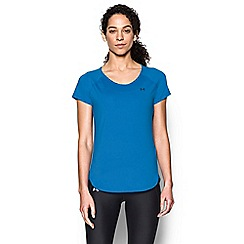 Under Armour - Light blue HeatGear CoolSwitch t-shirt