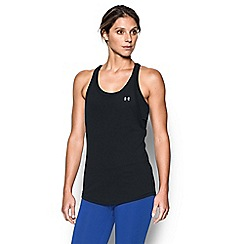 Under Armour - Black 2-in-1 tank top
