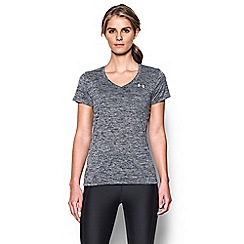 Under Armour - Black V neck t-shirt