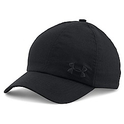 Under Armour - Black solid logo hat