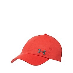 Under Armour - Red solid logo hat