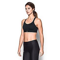 Under Armour - Black 'Eclipse' high sports bra