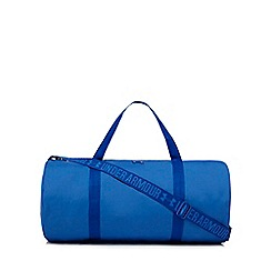 Under Armour - Blue barrel bag